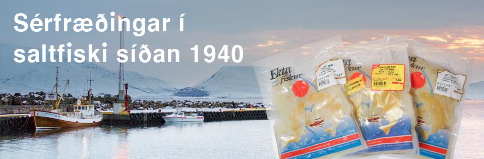Þú færð saltfiskinn frá Ektafiski hér..